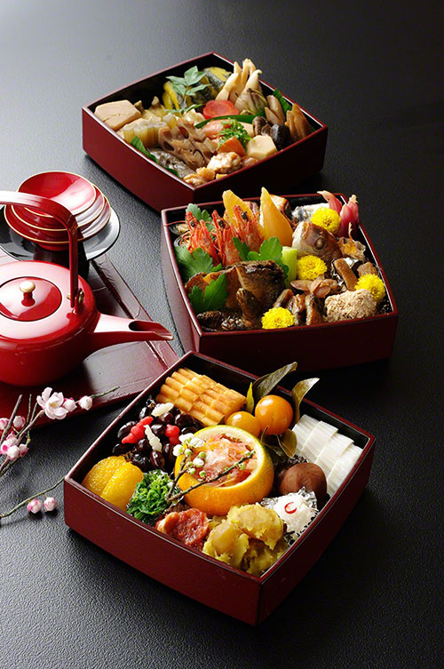 Gorgeous japanese new year s food osechi for Airasia japanese cuisine